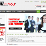 #Recensione: tonerforyou.it – Ecommerce cartucce e stampanti