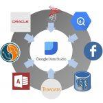 Crea rapporti e dashboard dinamici con Datastudio