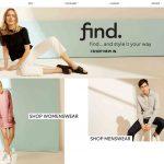 Amazon moda: l'ecommerce lancia Find, ma solo in Europa