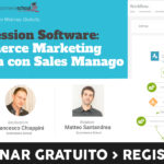 SALES MANAGO – LIVE SESSION SOFTWARE: Marketing Automation per Ecommerce