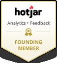 Hotjar Founding Member